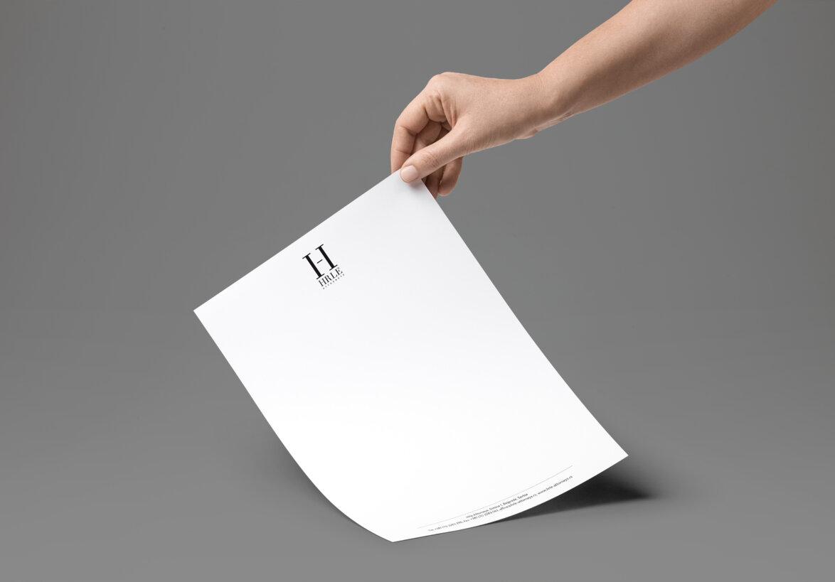 branding, visual identity, memorandum