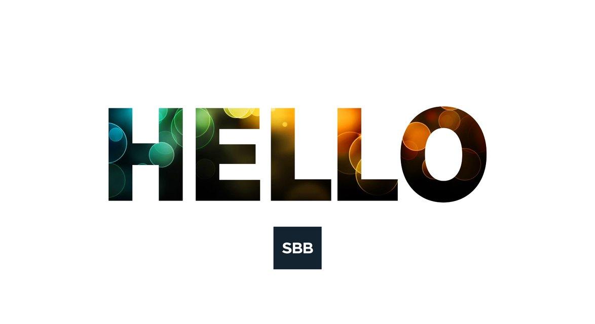 SBB   Hominid Studio