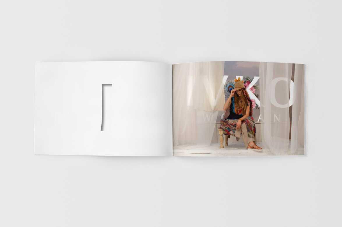 branding, visual identity, communication strategy, printed material, catalogue